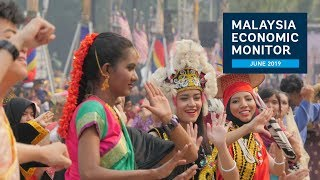 Malaysia Economic Monitor: Economy Sustains its Growth Amidst Global Uncertainties